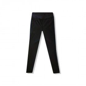 JABGYM Train Tights: Jet Black