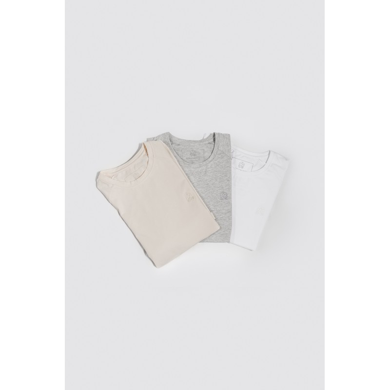 Essential Crewneck - 3 Pack