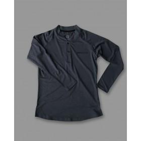 Forge Polo: Grey LS